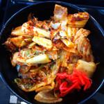 焼肉ダイニングかもめ食堂 - 料理写真:干しえびが良いアクセント☆