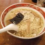 栄華軒 - ワンタン麺