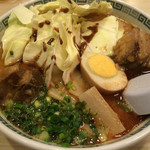 桂花ラーメン - 太肉麺920円