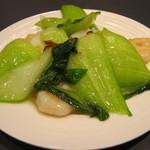 35633825 - 海鮮野菜炒め(スペシャルランチ)