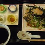 麺所 水野 - 新東京蕎麦♪