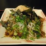 麺所 水野 - 麺は300g♪
