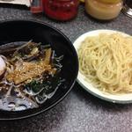 らーめん亭 26 - 醤油つけ麺800円