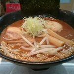 麺屋 久兵衛 - 味玉濃厚味噌ラーメン
