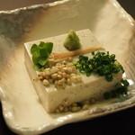 わへいそば - 料理写真:蕎麦豆富