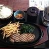 のぐち - 料理写真:ステーキセット