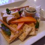 ナナイロ - ☆チーズの盛り合わせ(^◇^)☆