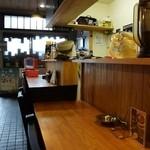 麺屋 ZOE - 店内の雰囲気