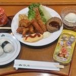 松月   - お子様ランチ(税込)1620円