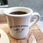 マイティ ステップス コーヒー ストップ - ドリップコーヒー