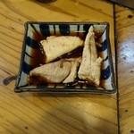 根室食堂 - お通し150円