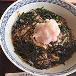 35644957 - 辛み大根蕎麦..江戸
