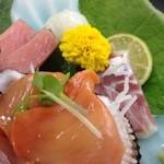 大規鮨し - 活け赤貝刺1240円大粒の赤貝のみ厳選して仕入れてます。