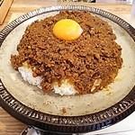 アオヤギ食堂 - キーマカレー