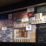日本酒バル さわら - 色んなお店が集まってます。