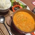 Soup&cafe たらTaRa  - たらたらスープセット