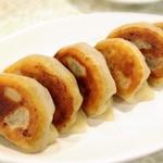 金燕楼 - 焼き餃子