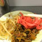 35660645 - 辛もやし、高菜、紅生姜