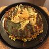 粉なカフェ - 料理写真:お好み焼き(チーズささみ)