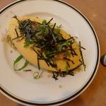 ジンベエ - 納豆オムライス