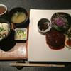 Dainingumatsui - 料理写真:ハンバーグ御膳 ¥1000[税込み]
