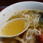 朱蓮 - スープアップ
