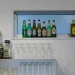 ピッツェリア アッローロ - イタリアンビール (*`Д´)ノ!!!