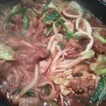 韓国郷土料理 ととり - タッカマリ