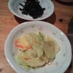 韓国郷土料理 ととり - 付け出し