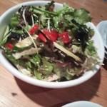韓国郷土料理 ととり - ととりサラダ