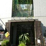ビストロ・ダルブル - お店の外観