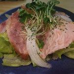カンちゃん - ハムベーコンサラダ