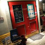 洋食 ピッコローサ - 2013年11月 オシャレな入口!