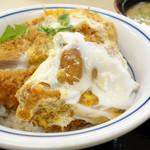 かつや - 料理写真:2013年11月 ヒレカツ丼【724円】
