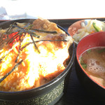 樺太屋 - かつ丼