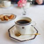 ブラッセリー ブルゴーニュ - コーヒー☆
