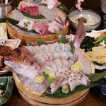 すなおや - 旬の桜鯛コース 飲み放題付5000円→4500円