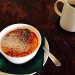 カフェ モーガン - クレーム・ブリュレ
