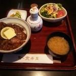 35678161 - ステーキ丼