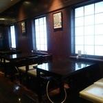 35678165 - 1階のテーブル席