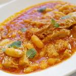 ダ ジョルジョ - トリッパのトマト煮