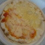パステル - この時期のピザは トマトとはちみつのハーフです