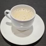 アーユルヴェーダ・カフェ ディデアン - 要予約のモーニング(1080円)のキリテー(ミルクティー)