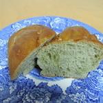 ボンジュール・ボン - よもぎパン