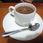 かめや - かめやコーヒー・・・砂糖・ミルク投入済み