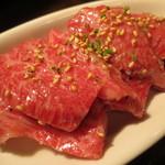 焼肉×バル マルウシミート - 切り落とし(たれ)限定品