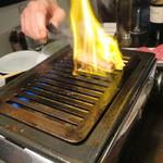焼肉×バル マルウシミート - 銀座のプレミアムロース