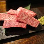 焼肉×バル マルウシミート - 厚切りリブロース