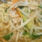 Oukegyouza - サンマー麺アップ♪