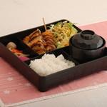 桜宮珈琲 - お弁当ランチ